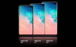 Three of the five new Samsung Galaxy phones are now on sale