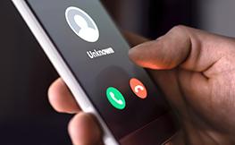 Beware of scam calls